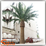 Evergreen exterior decorativo artificial Fecha Palmera