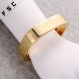 Pulsera plateada oro al por mayor del regalo de la promoción de la joyería de la manera para las muchachas