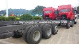 Carro del transporte de cargo de HOWO T5g 340HP 10X4