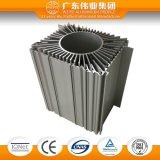 Profil combiné par radiateur en aluminium de radiateur