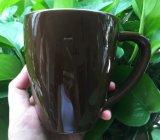 Tasse de café de tasse faite sur commande de glaçure et de tasse en céramique non vitrée