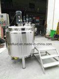 1000 Chemische het Mengen van het Roestvrij staal van de liter Tank