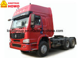 トレーラトラックのためのSinotruk HOWO 371HPのトラクターのトラック6X4