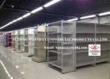 Металлическая полка супермаркета шкафа фрукт и овощ индикации продукции
