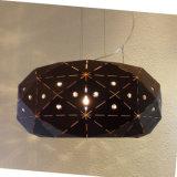 Света привесного светильника настолько популярного промышленного металла латунные крытые вися могут быть как освещение кухни в Dia350mm