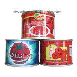 Fabricante enlatado alta qualidade da pasta de tomate em China