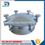 """12 """" acciaio inossidabile Manway rotondo igienico con pressione di esercizio 4.0bar"""