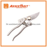 Cisailles à élagage chromées Forger Aluminium Hand Pruners Tree Secateurs