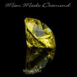 Do diamante Polished frouxo do diamante do diamante do CVD de Hpht diamante Finished crescido laboratório