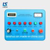 Industrieller elektrische Induktions-Heizungs-Ofen für Metallgießerei (LSW-80kW)