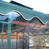 Materiale libero della finestra del vinile del PVC