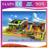 Tipo equipo de interior del laberinto de los niños de los juegos del patio de los cabritos del centro del juego
