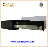 Metal / Stainless Steel POS Cash gaveta para Shopping Center Cashier
