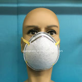 Máscara activa de la seguridad del carbón N95 con dimensión de una variable de la taza