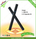 ocitytimes 비타민 vape 300 분첩은 cbd 기름 또는 대마유 또는 thc 기름 처분할 수 있는 전자 담배 vape 펜을 엷게 한다