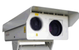 Appareil-photo d'IP de vision nocturne de laser de terme de 6.5 kilomètres de long