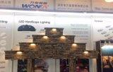 De LEIDENE Lichte 12V 3.5W Stralingshoek van het Dek Regelbare IP65