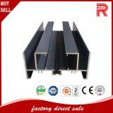 Aluminium-/Aluminiumstrangpresßling-Profile für Sprung-Tür (RA-014)