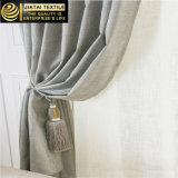 Cortinas de indicador completas do poliéster elegante das cortinas para o quarto