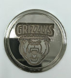 관례 미국 도전 동전, 명목 동전