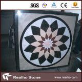 パターンまたは円形浮彫りのための装飾的なフロアーリングのウォータージェット