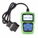 Programador chave original do VAG de Obdstar PRO auto nenhum código do Pin da necessidade