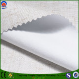 Flama impermeável tecida matéria têxtil - tela de linho da cortina do poliéster retardador do escurecimento