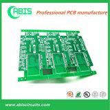 Enige PCB van de Laag, Gouden PCB van de Onderdompeling, de Afgedrukte Raad van de Kring, de Kring van PCB