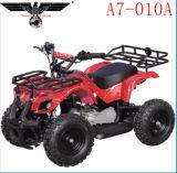 Mini quadrato del gas ATV di A7-010A 49cc per i capretti