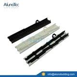 Marco plástico de aluminio de la lumbrera de China con los clips de 6 pulgadas