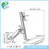 Jeo 8kg des Eingabe-Standplatz schnelle Einlage-Funktions-Höhen-justierbarer Monitor-Ws15