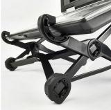 Farben-Computer-Schreibtisch des Form-Laptop-Standplatz-drei