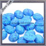 보석을%s 단백석 돌 가격 합성 진한 파란색 단백석