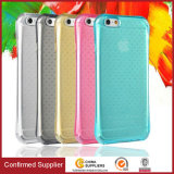 Tampa Shockproof do Gasbag popular quente TPU para casos de Shocproof da bolsa a ar do iPhone 6s
