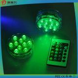 Dekorative LED Zeichenkette-Beleuchtung des buntes Weihnachten