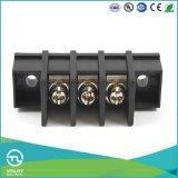 Bu8.255-Hの障壁の端子ブロック8.255mm 22-12 AWGのポリアミド66 V0