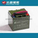 Batterie solaire scellée par 12V40ah de cycle profond de qualité