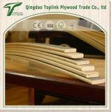 Fabricante de listón de la base de madera de abedul para la base ajustable
