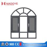 Finestra di alluminio della stoffa per tendine per la veranda fatta in Cina