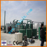 Mini usine utilisée de Desulphuration de décoloration de pétrole de moteur de raffinerie de pétrole de rebut