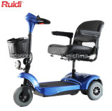Leichter Rad-Roller Faodable Mobilitäts-Roller des Vertrags-drei