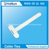 Plaque supérieure de borne de câble d'acier inoxydable de résistance de la corrosion 9.5mm*89mm/19mm*89mm