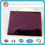 자주색 ISO 세륨 SGS를 가진 색깔에 의하여 착색되는 알루미늄 또는 은 미러