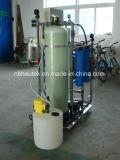 Máquina de la desalación del agua de mar del barco