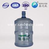 Material do PC garrafa de água de 5 galões
