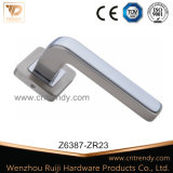 가구 기계설비 아연 알루미늄 내부 크롬 문 손잡이 (Z6387-ZR23)