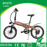 Guangzhou Yiso pliant les vélos électriques