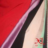 Tissu Chiffon de satin de polyester ordinaire pour Hijab/robe