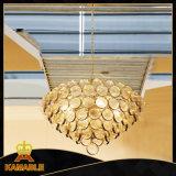 Indicatore luminoso di soffitto decorativo di vetro dell'hotel (KA1229C1)