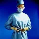 Abito chirurgico sterile a gettare di SMS per l'ospedale